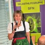 Karin Wohlschlager, Obfrau des Vereins